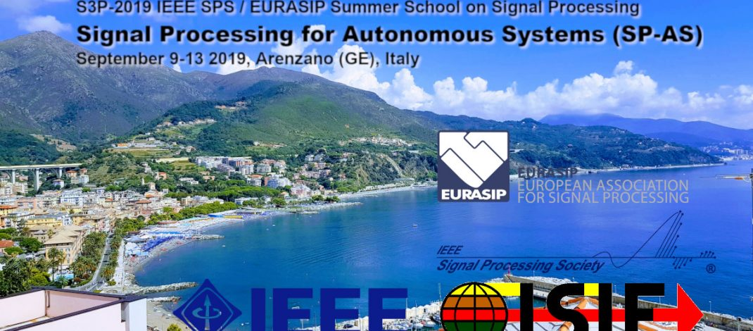 Summer School on Signal Processing (S3P‐2019)